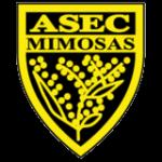 Logo de ASEC Mimosas