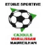 Logo de ES Cazouls Maraussan Maureilhan