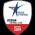 Logo de Étoile FC Fréjus Saint-Raphaël