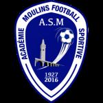 Logo de AS Moulins