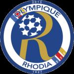 Logo de Olympique Rhodia
