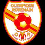 Logo de Olympique Rovenain