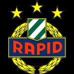 Logo de Rapid Vienne