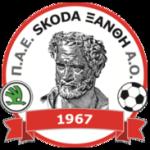 Logo de Skoda Xanthi