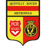 Logo de US Quevilly-Rouen