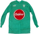 Maillot de football à domicile de l'ASSE 1986-1987