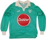 Maillot de football à domicile de l'ASSE 1989-1991