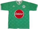 Maillot de football à domicile de l'ASSE 1992-1993
