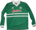 Maillot de football à domicile de l'ASSE 1995-1996