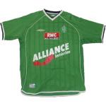 Maillot de football à domicile de l'ASSE 2002-2003