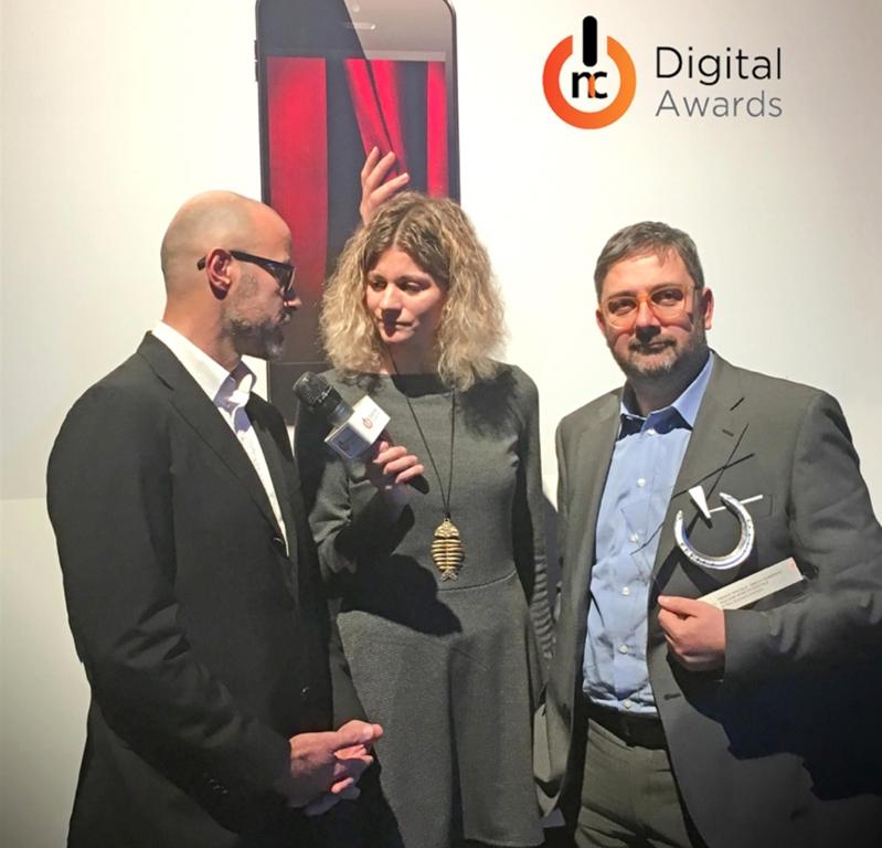 DropPay premiata agli NC Awards