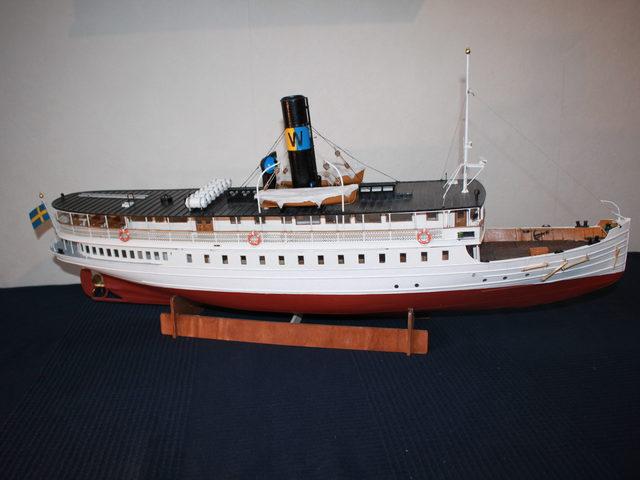 DS STORSKÄR von Rex Schiffsmodelle
