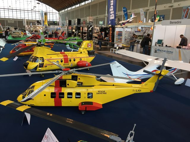 Nur noch wenige Tage bis zur Faszination Modellbau in Friedrichshafen