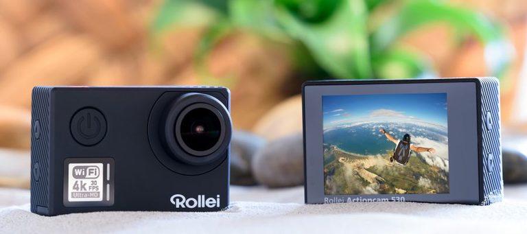 Rollei erweitert sein Sortiment um Action-Cams