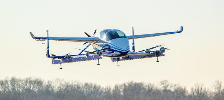 Boeing testet erfolgreich autonomes Passagier-Luftfahrzeug