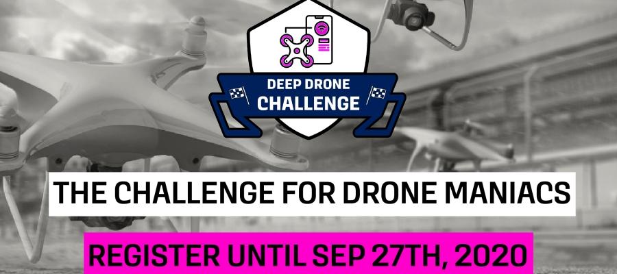 Deep Drone Challenge