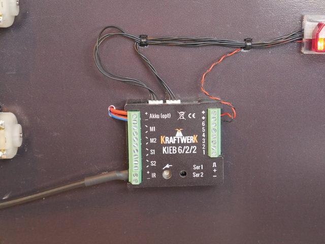Infrarotempfänger Kieb 6/2/2 von Kraftwerk