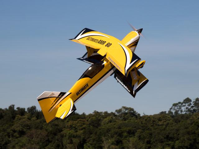 AMR-60 von Precision Aerobatics / Braeckman