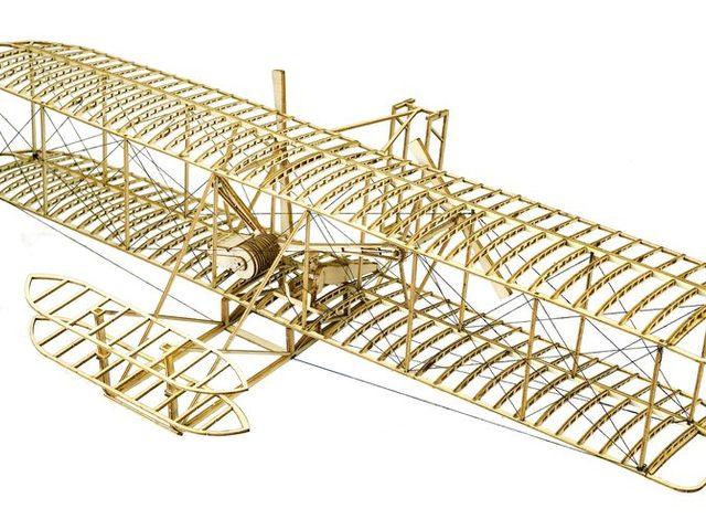 Wright Flyer von arkai