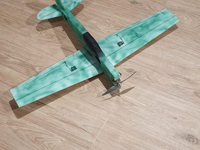 FVVS-J2 bei Epp-Flugmodelle