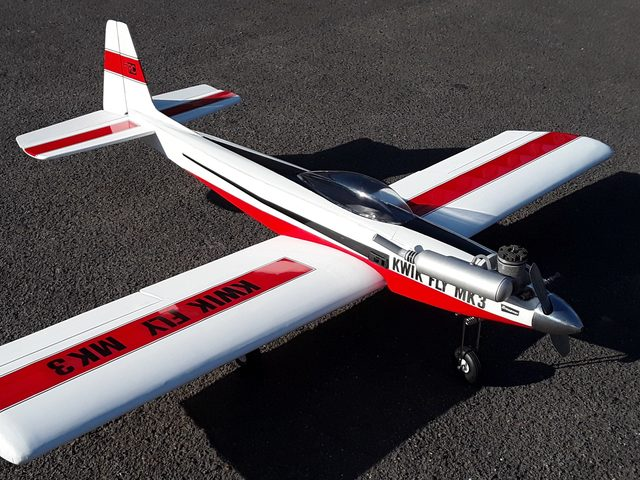 Kwik Fly MK3 bei aumann-rc