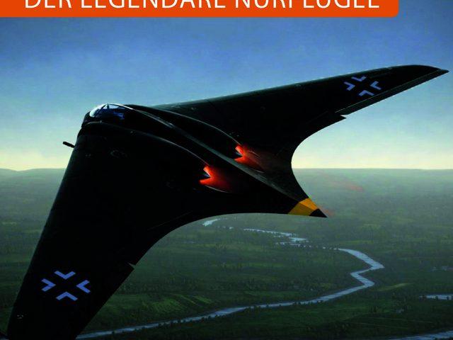 Horten-Nurflügler im Motorbuch Verlag