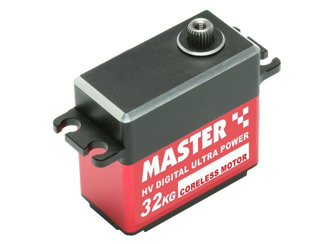 Master DS8050HV-Servo von Pichler Modellbau