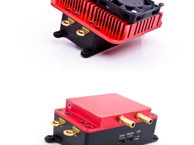 DuoCool Kosmik 300 HB und WaterCool Kosmik 300 HV von Kontronik