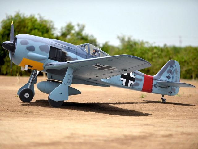 Focke Wulf ARF bei Pichler Modellbau