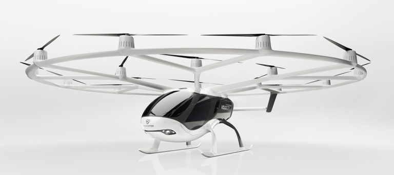 VUL-Umfrage zur Akzeptanz von Drohnen