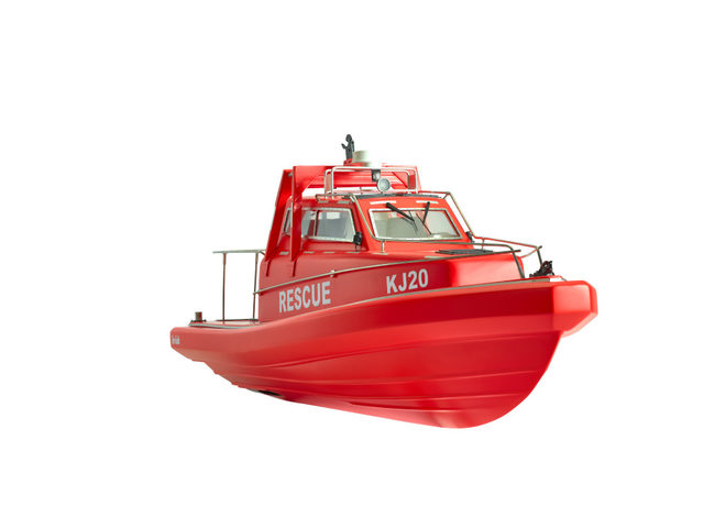 Rescue Jetboot KJ20 von Krick Modelltechnik