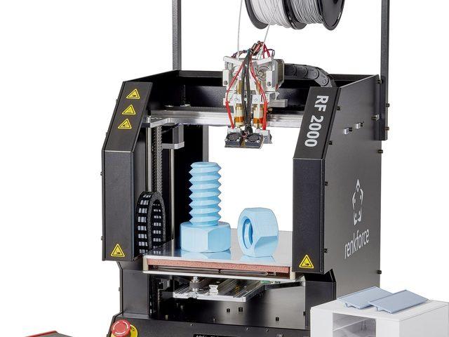 3D-Drucker RF2000 v2 von Conrad Electronic