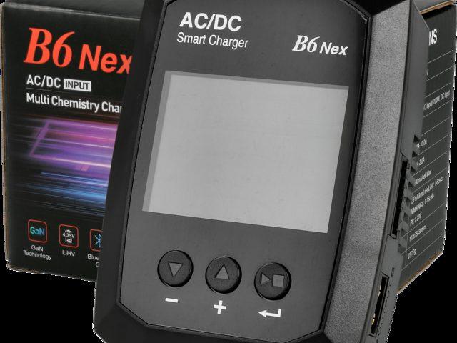 Ladegerät SkyRC B6 Nex von Robitronic