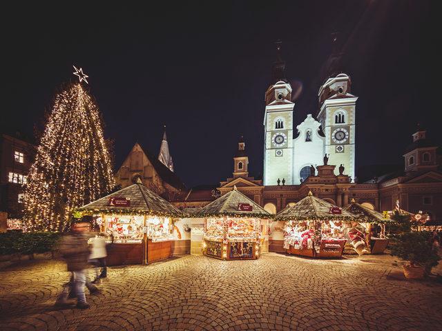 Brixner Weihnachtsmarkt wird eröffnet