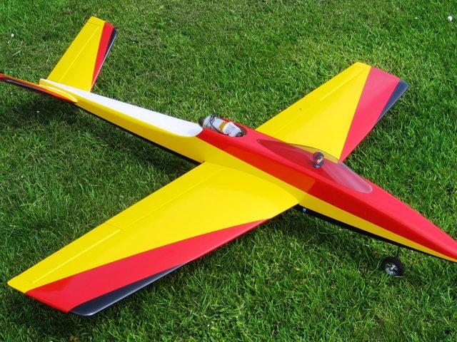Acrojet-Mini von PAF-Flugmodelle