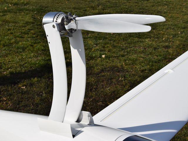 Klapptriebwerk Orbis 25 Zoll von Thoma Modelltechnik