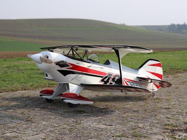 Pitts S1s von MS-Modelltechnik