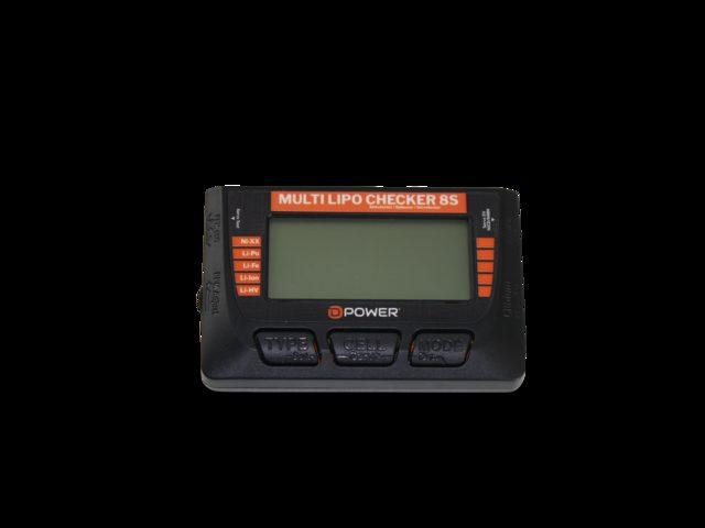 Multi Lipo Checker von D-Power
