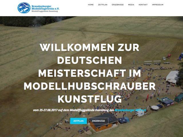Deutsche Meistertitel F3C und F3N