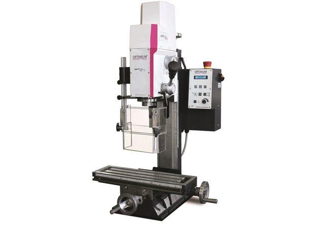 Bohr-Fräsmaschine OPTImill MH 20 V von der Handelsagentur Baxmeier