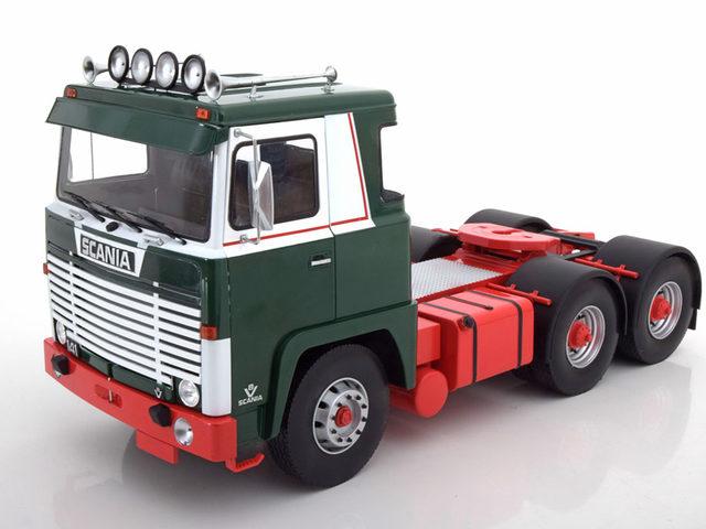 Scania 141 bei GMTS Brinkmeier