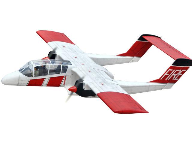 Bronco OV-10 von Pichler Modellbau