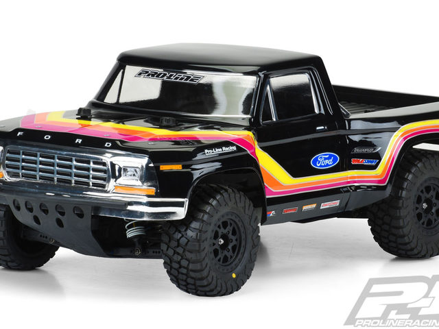 1979 Ford F-150 Race Truck Clear Body von Pro-Line