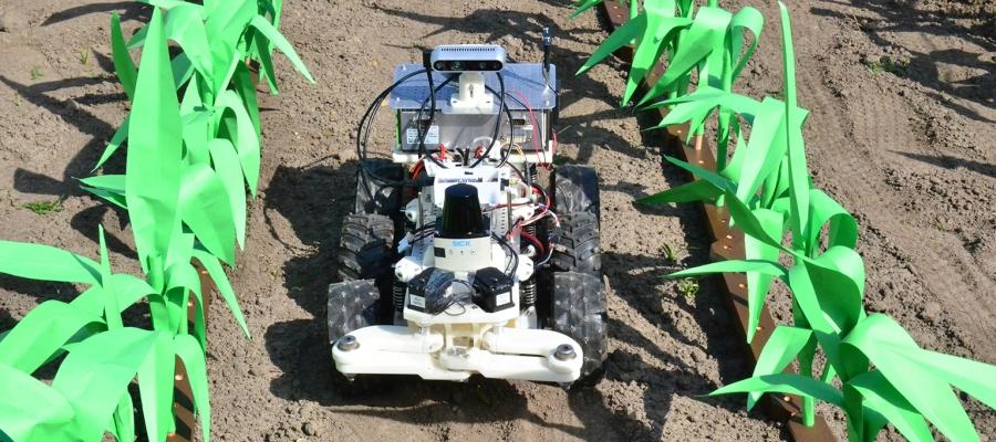 Agrar-Roboter