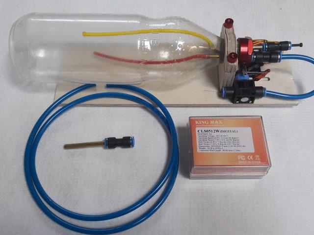Wasserballast-System von Protomotion