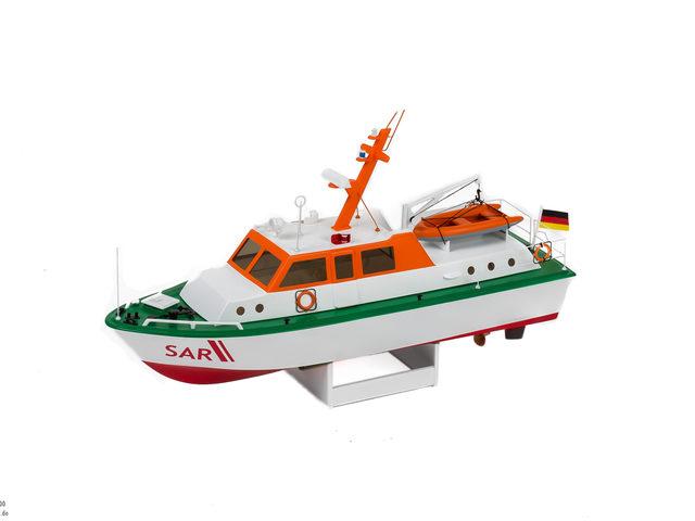 SAR Boot von aero-naut