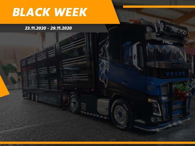 Black Week 2020: Prozente bei Fechtner-Modellbau