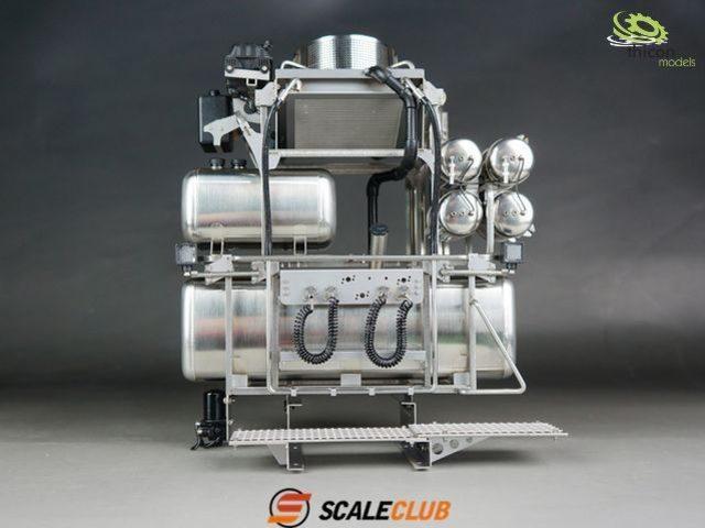 MAN V2-Schwerlastturm von Thicon-Models