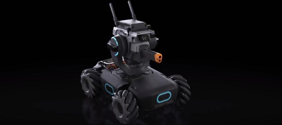 DJI stellt RoboMaster S1 vor
