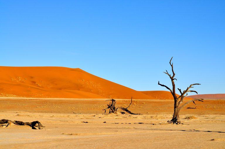 Mit der Drohne nach Namibia